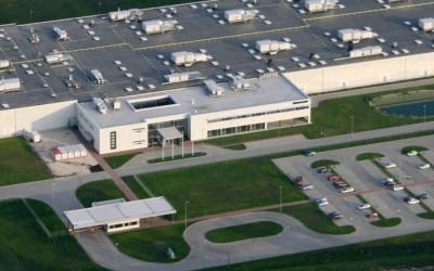 A Bridgestone gumiabroncsgyár többfunkciós füstelvezető rendszerei